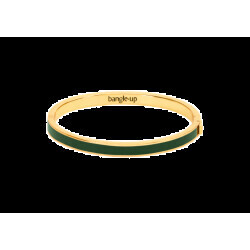 Bracelet Bangle Up l Vert loup