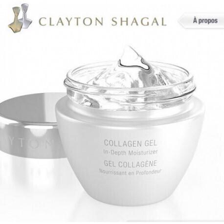 Gel Collagène 5% - CLAYTON SHAGAL