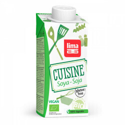 Cuisine soja végétal sans gluten 200ml