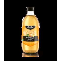 Yogi Tea orange basilic 330ml