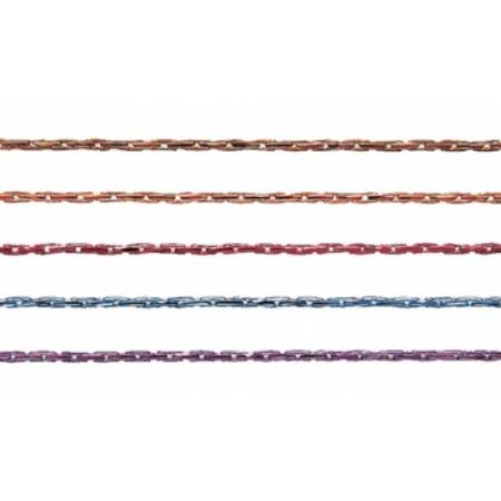 Chainettes en métal