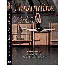 DVD Danse avec l'étoile Amandine Albisson