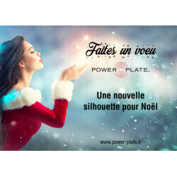 "PACK NOËL ""5 Séances de POWER PLATE"""