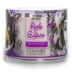 """Crème de Nuit """"Perle de Culture"""" - 50ml - LEMAIRE COSMETIQUES"""