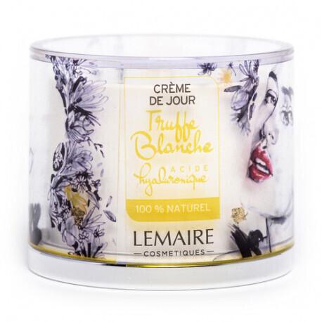 """Crème de Jour """"Truffle Blanche & Acide Hyaluronique"""" - 50ml - LEMAIRE COSMETIQUES"""