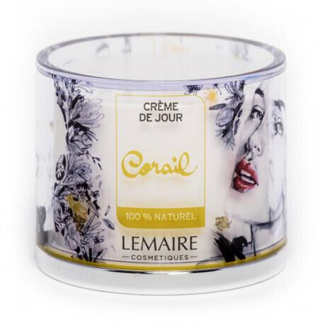 """Crème de Jour """"Corail"""" - 50ml - LEMAIRE COSMETIQUES"""