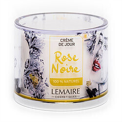 """Crème de Jour """"Rose Noire"""" - 50ml - LEMAIRE COSMETIQUES"""
