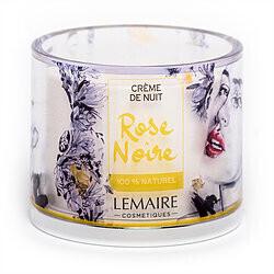 """Crème de Nuit """"Rose Noire"""" - 50ml - LEMAIRE COSMETIQUES"""