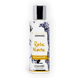 "Gommage ""Rose Noire"" - 125ml - LEMAIRE COSMETIQUES"