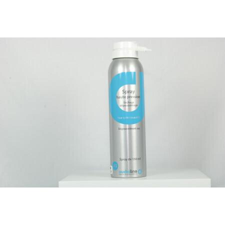 Spray Audioline nettoyant pour appareil auditif | Optique Audition SUIN