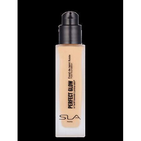Fond de Teint SLA Paris Fluid Foundation Perfect Glow 30ml