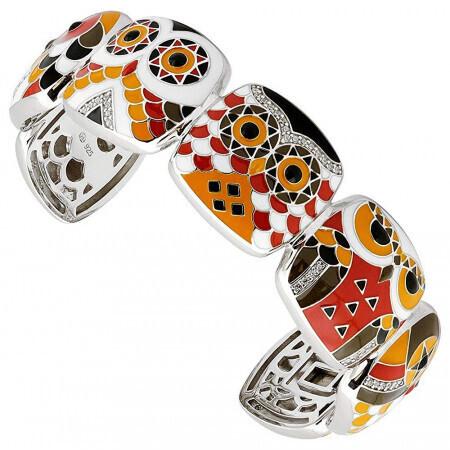 Bracelet Una Storia émail