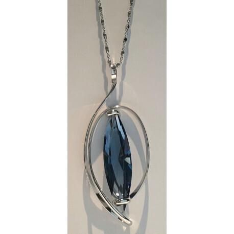 collier Marazzini cristal de Swarovski
