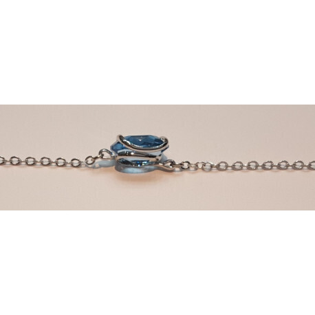 bracelet Marazzini cristal de Swarovski