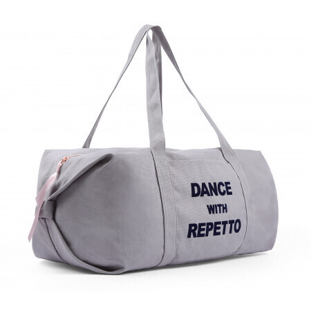 Sac polochon en coton Dance with Repetto