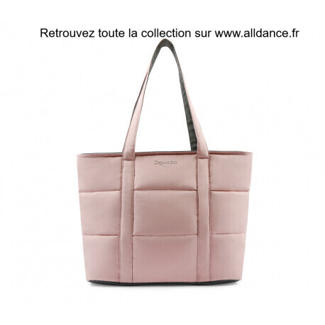 Sac épaule Boots Repetto rose