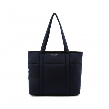 Sac épaule Boots Repetto navy