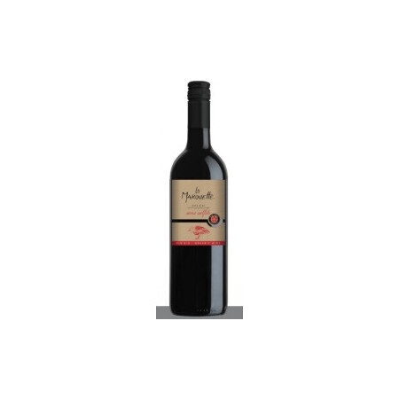 La Marouette - Vin rouge Bio du Pays d'Oc sans sulfite