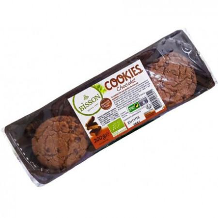 Cookies tout chocolat Bio et Vegan I ABC Bio à Marly