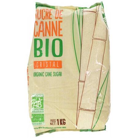 Sucre de canne blond BIO Loiret 1kg