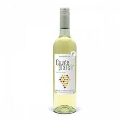 Vin blanc Cuvée Plaisir 75cl