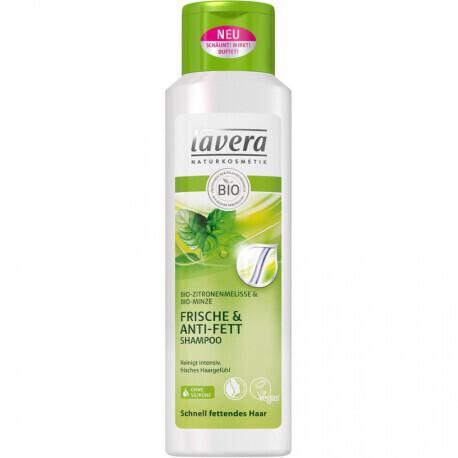 Shampooing fraîcheur Lavera 250ml