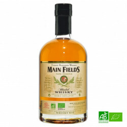 Whisky Main Fields BIO 70cl | ABC BIO à Marly