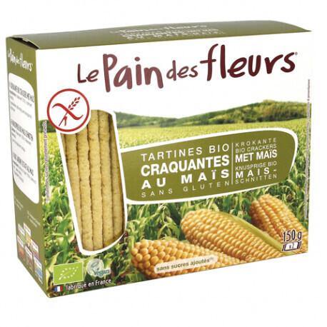 Le pain des fleurs craquantes maïs 150g