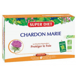 Super Diet chardon marie protège le foie 300ml