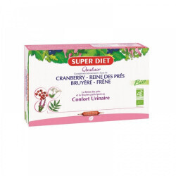 Super Diet quatuor cranberry reine des près confort urinaire 300ml