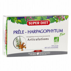 Super Diet prêle harpagophytum articulations 300ml