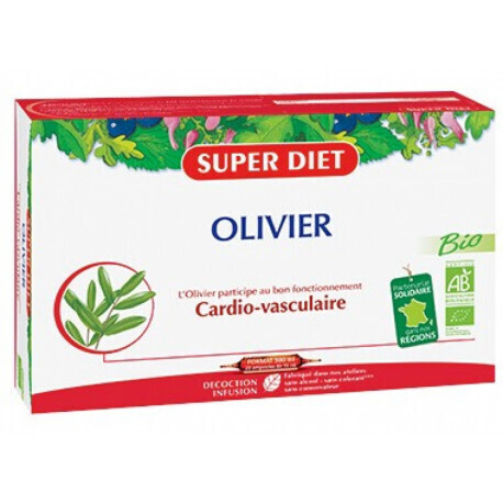 Super Diet olivier cardio-vasculaire 300ml