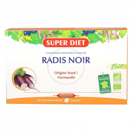 Super Diet radis noir 300ml
