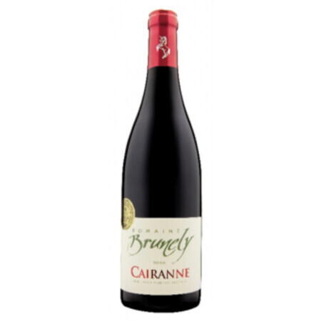 Dom Brunely Cairanne Rouge 2017 14° 75 cl