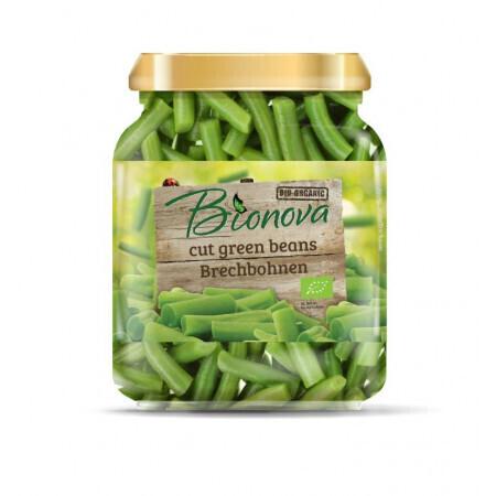 Haricots verts Bionova 340g