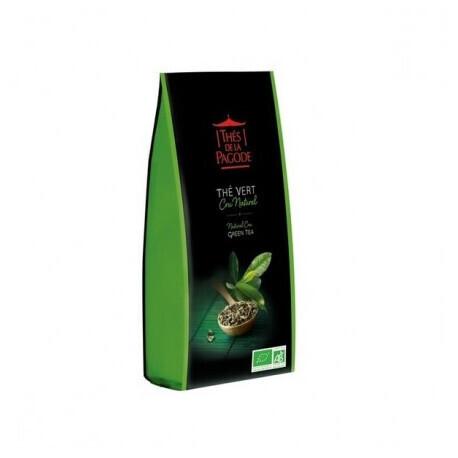 Thé vert cru naturel Thés de la Pagode 100g