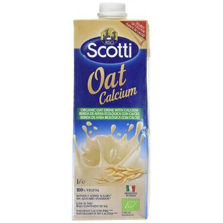 Boisson avoine calcium Riso Scotti 1L
