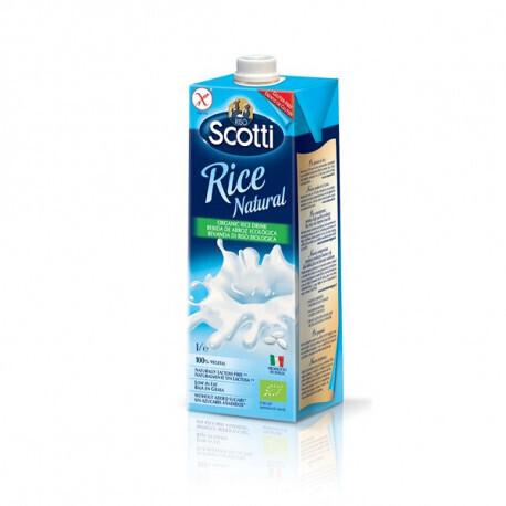 Boisson riz nature Riso Scotti 1L