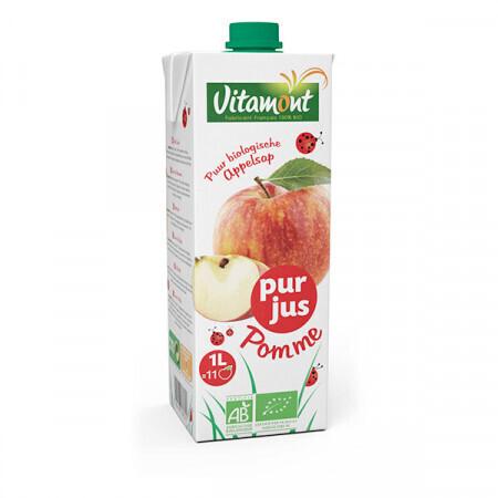 Jus de pomme Vitamont 1L