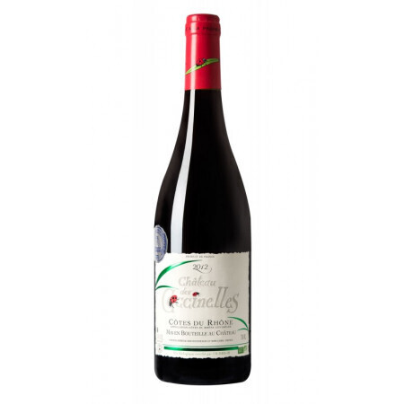 Vin rouge Bio Château Coccinelle