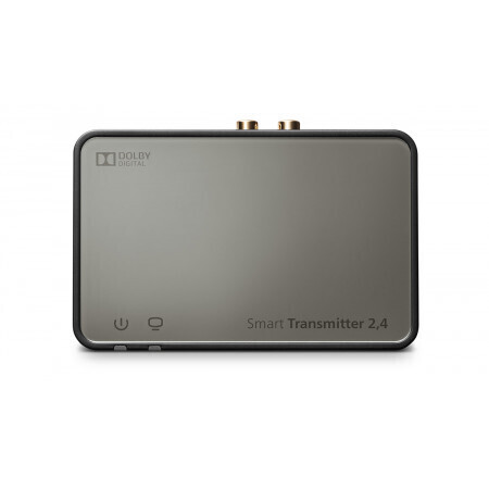 SMART TRANSMITTER 2.4 | Transmetteur Audio | Optique Audition Suin à Valenciennes