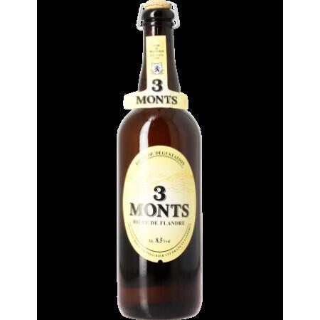 Bière Trois Monts 75cl