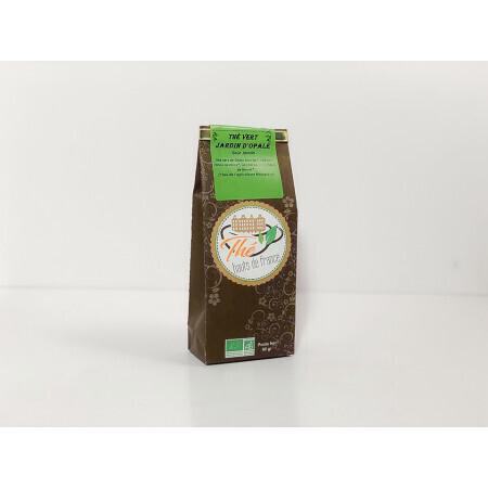 Thé vert - Jardin d'Opale