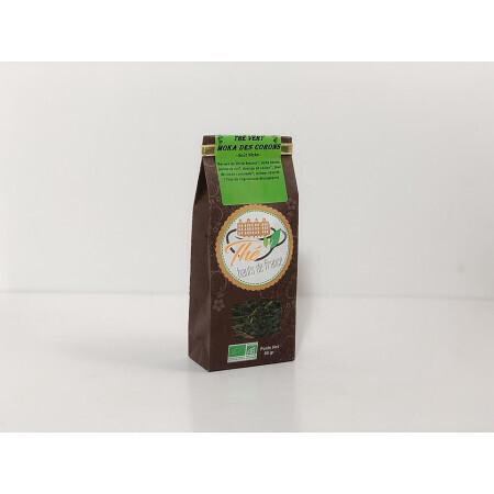 Thé vert - Moka des Corons