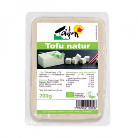 Tofu soyeux Taifun 400g
