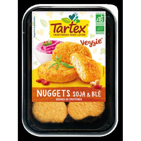 Nuggets Soja & Blé Tartex 154g