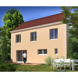Maison individuelle, 4 chambres, Saint-Saulve
