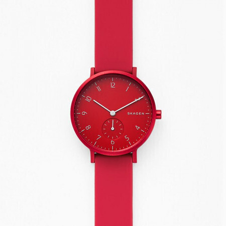 Montre SKAGEN Aaren Kulor SKW2765 face HOURDEAUX Boutique - FACE