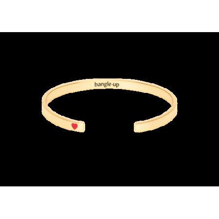 Bracelet Jonc Grigri Coeur - Bangle up