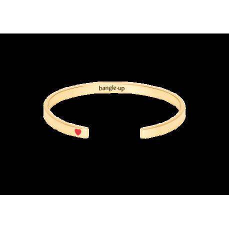 Bracelet Jonc Grigri Coeur